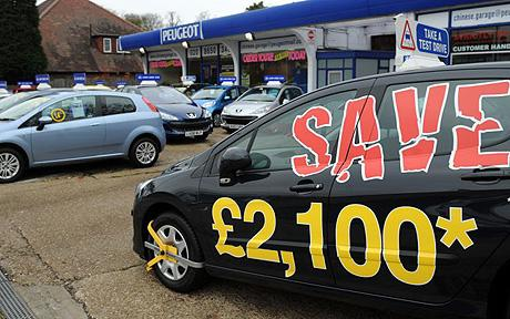 Used Car Prices On The Rise Carresearch